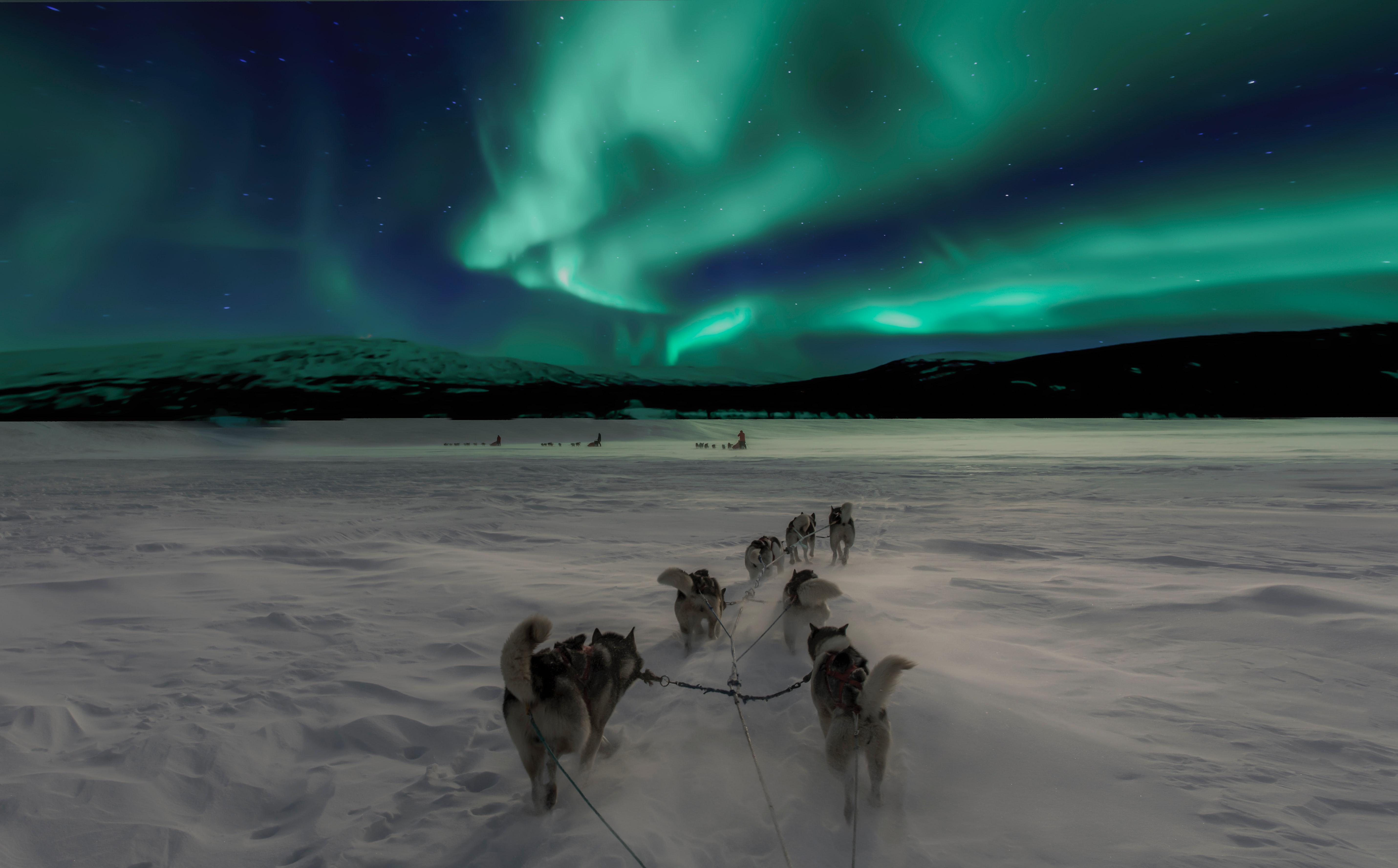 À la découverte de l'Arctic Bath en Laponie !