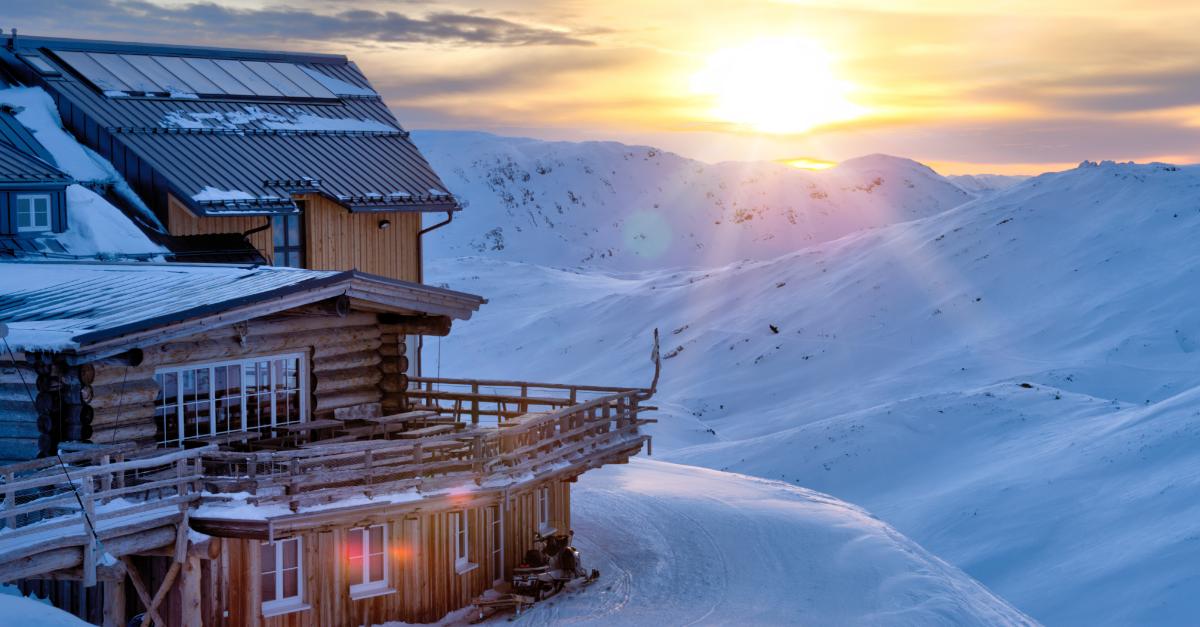 Les 5 plus beaux hébergements dans les Alpes pour un hiver à la montagne