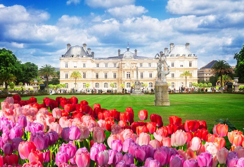 Paris : les plus beaux parcs et jardins