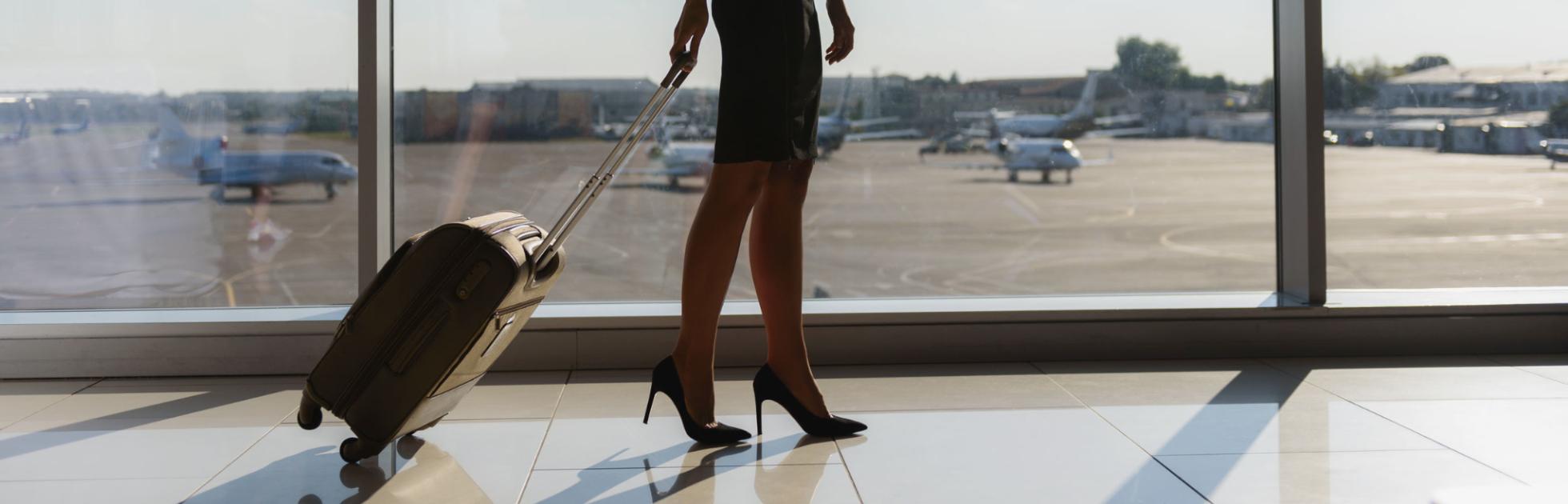 Une limitation des vols envisagée, avec le quota carbone individuel !
