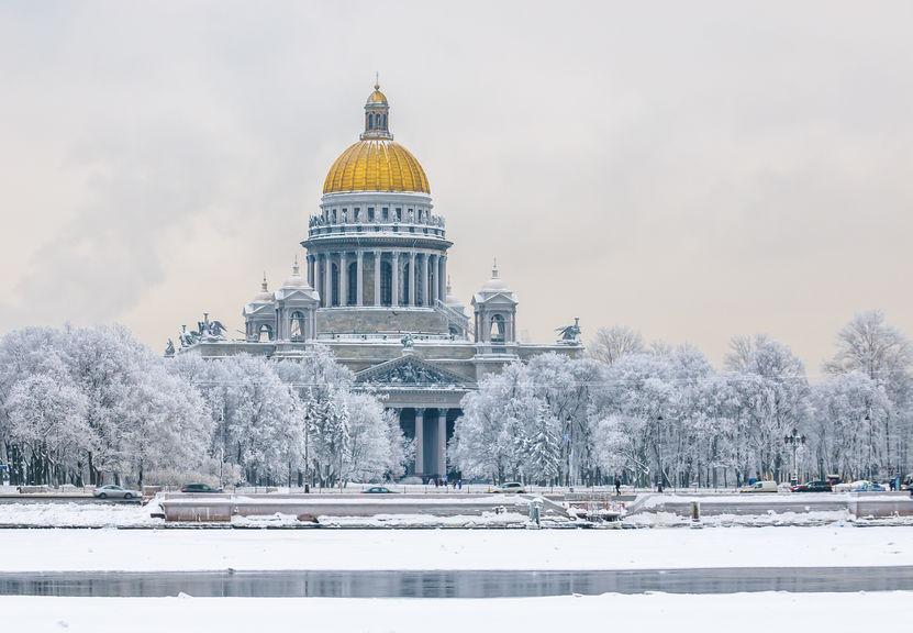 City Break à Saint Pétersbourg !