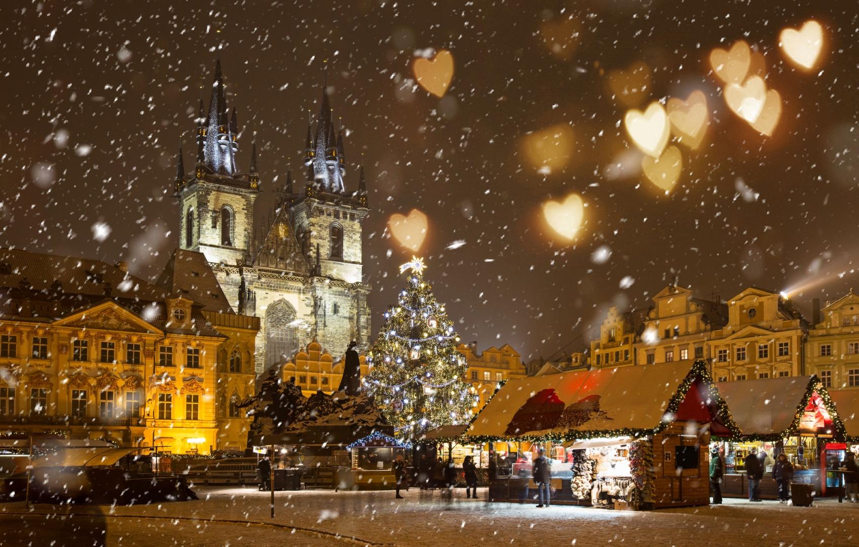 Marché de Noël à Prague !