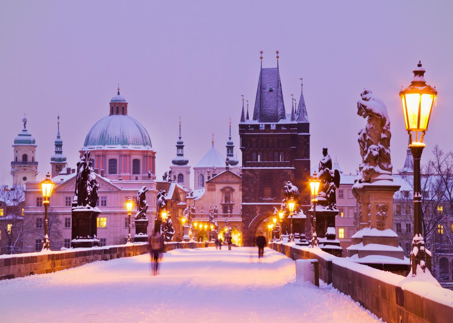 Week-end à Prague pour commencer l'année en beauté !