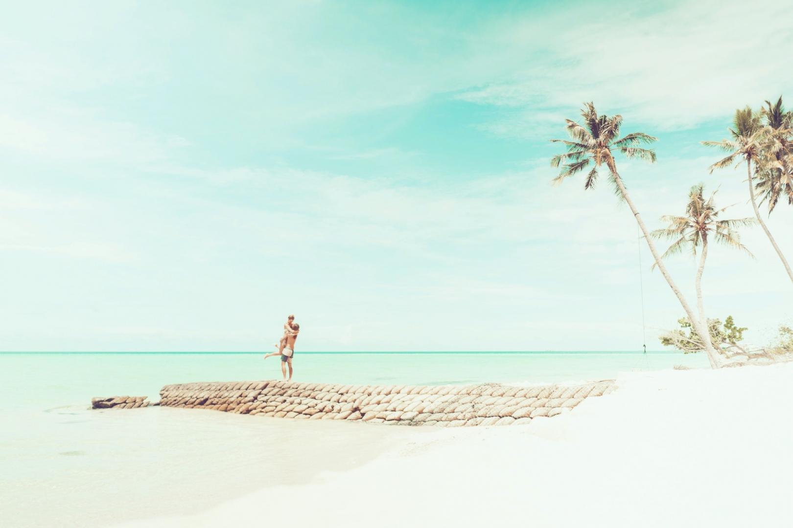 Toi & moi aux Maldives