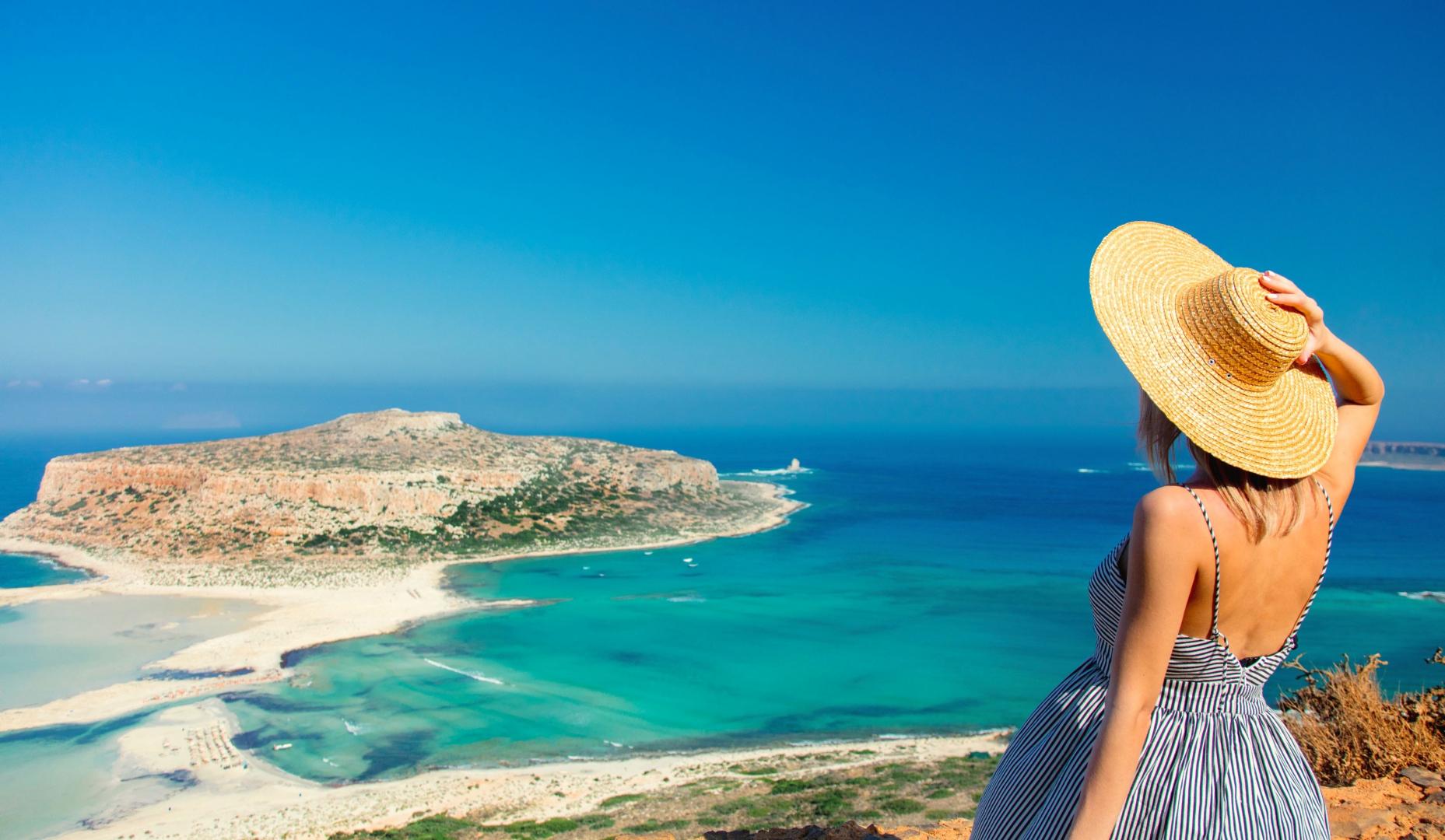 Séjour en Crète les pieds dans l'eau