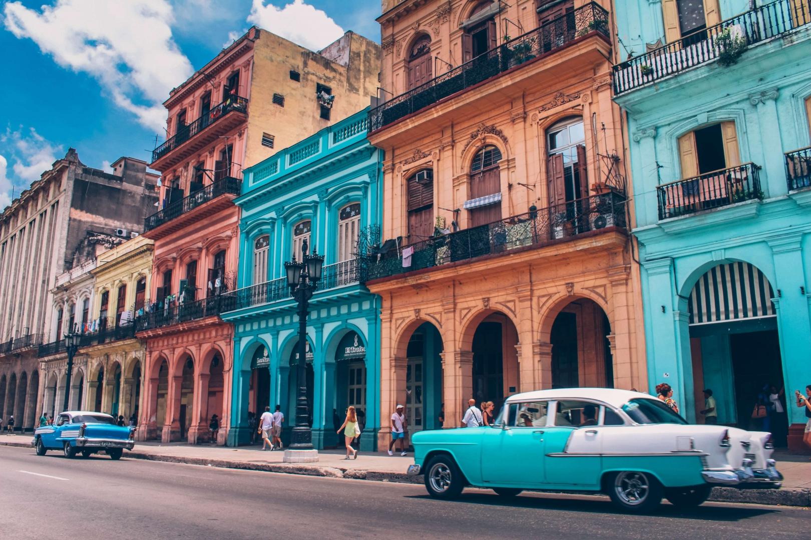 La Havane, une ville hors du temps !