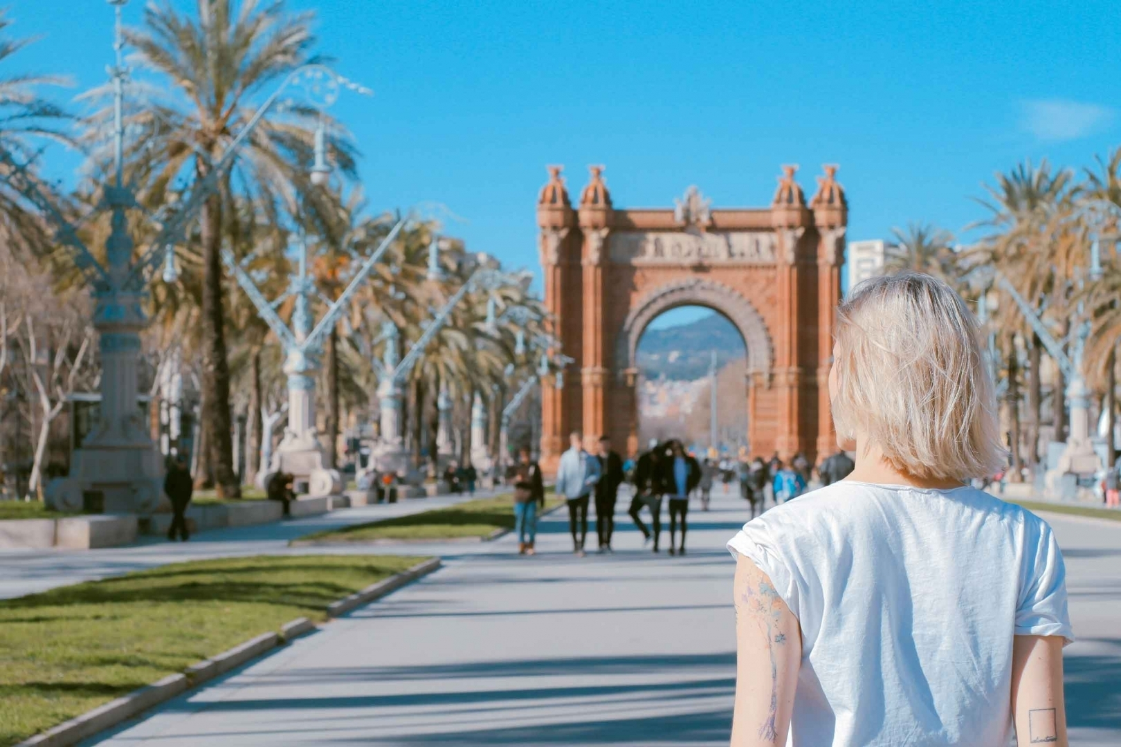 Barcelonaaaaa nous voilà !