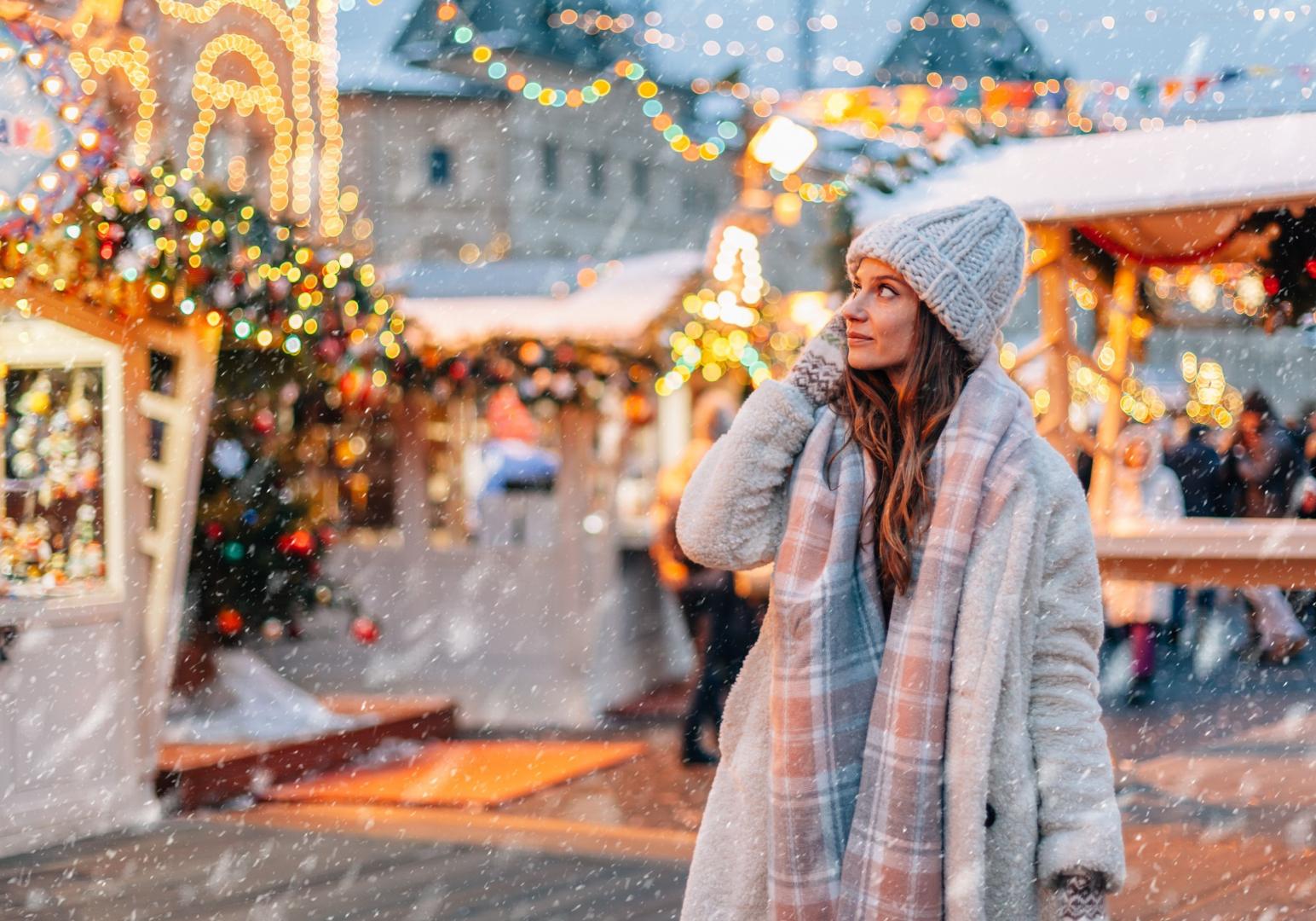 On fait son marché de Noël à Colmar