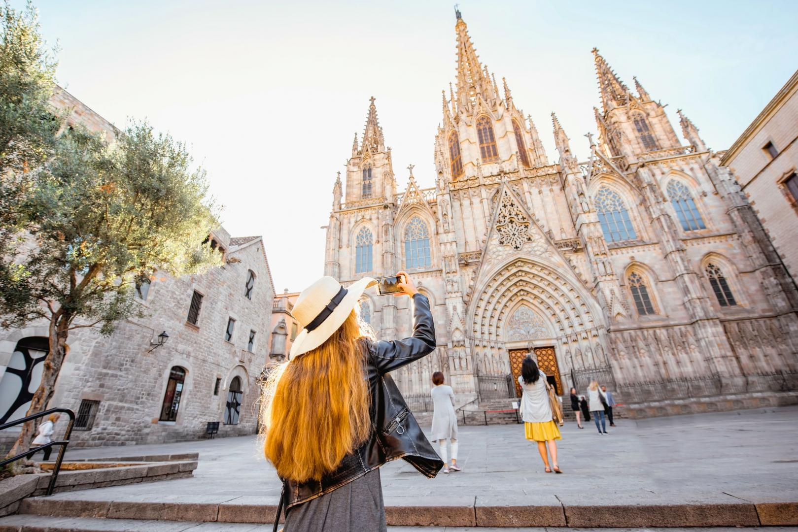 Une virée sous le soleil de Barcelone