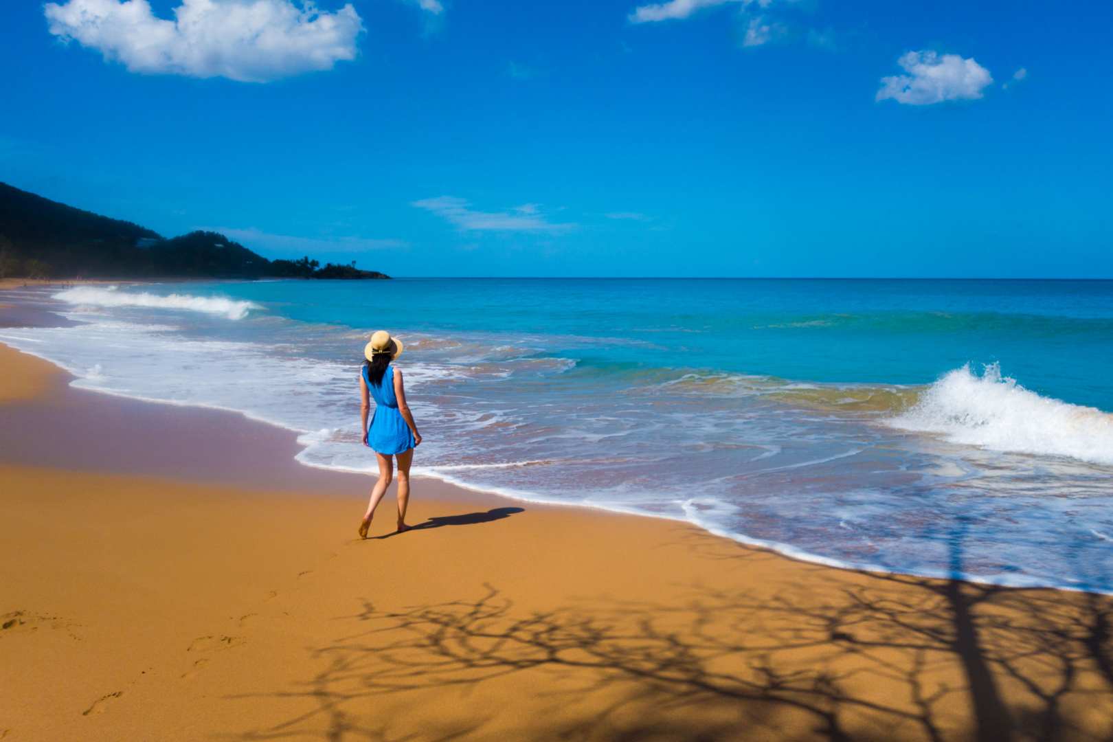 Le paradis en Guadeloupe !