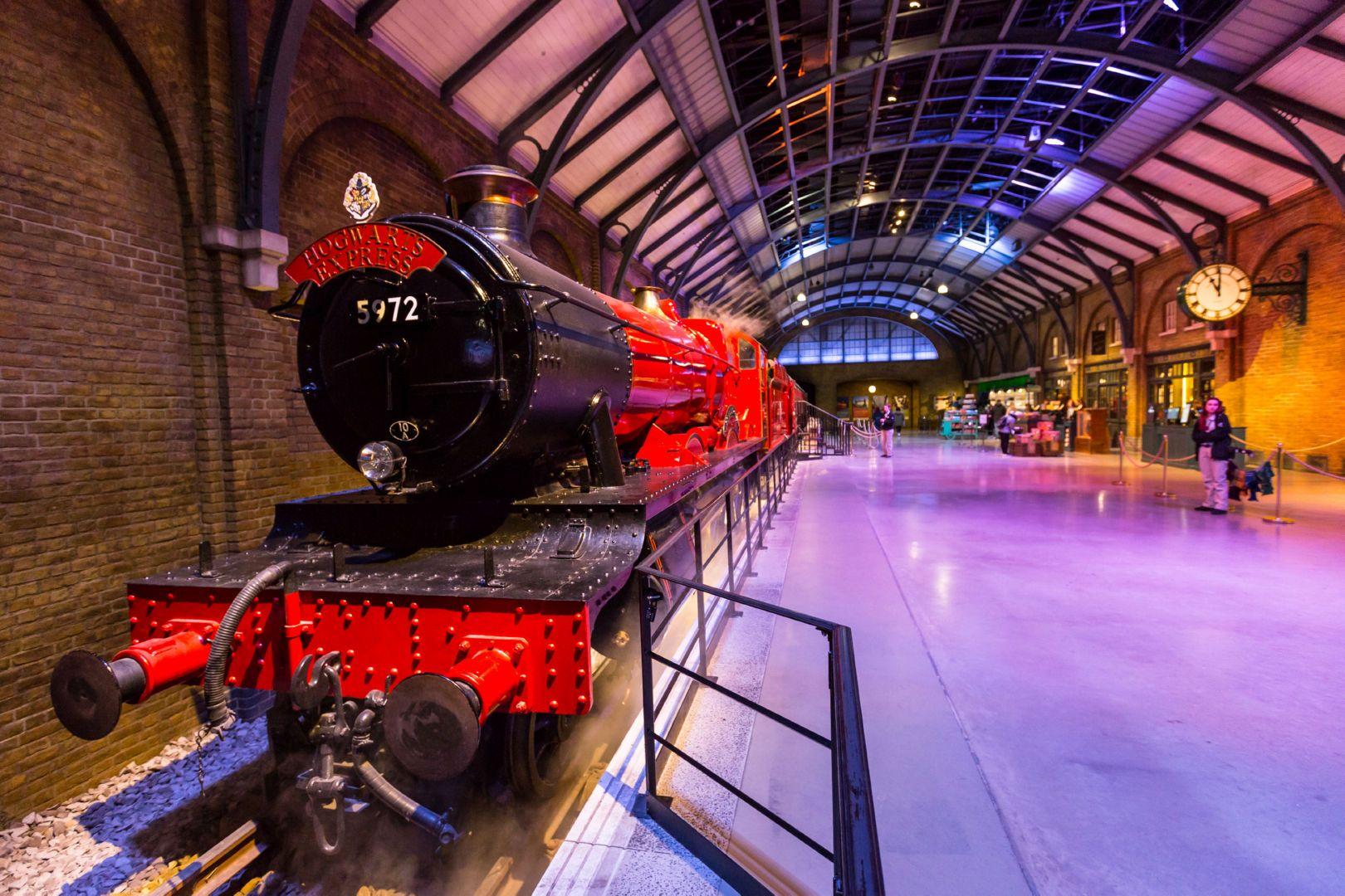 Week-end avec Harry Potter à prix canon !