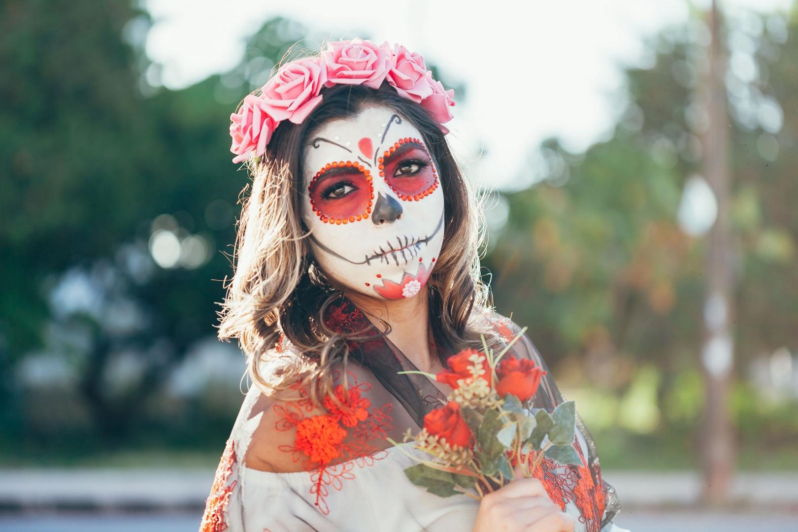 Día de Muertos à Mexico !