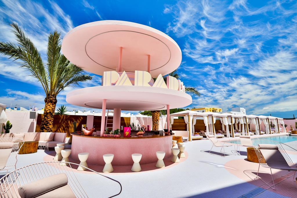 L'hôtel le plus Instagrammable d'Ibiza
