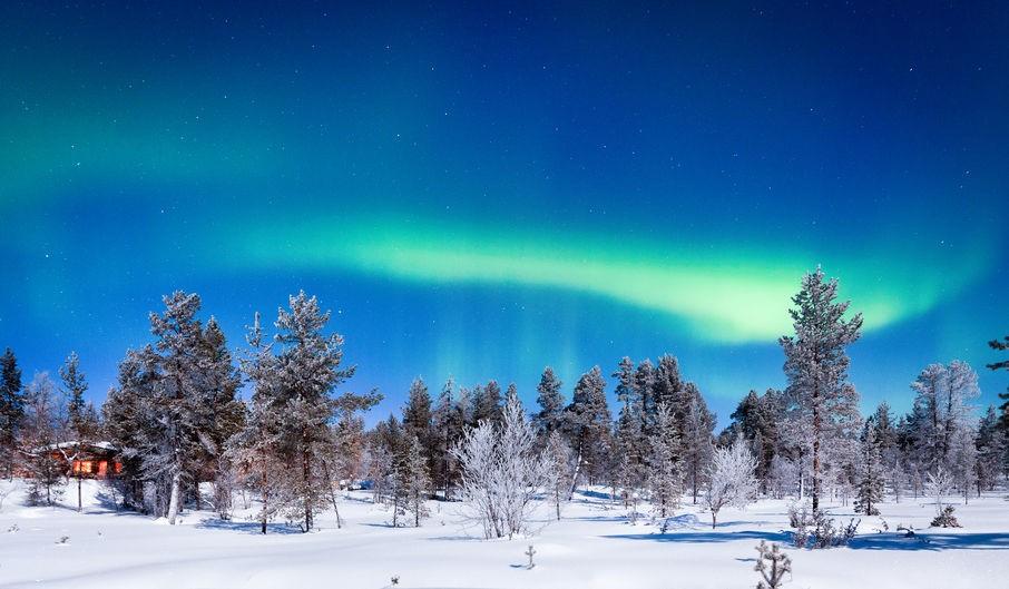 Séjour magique pour admirer les aurores boréales