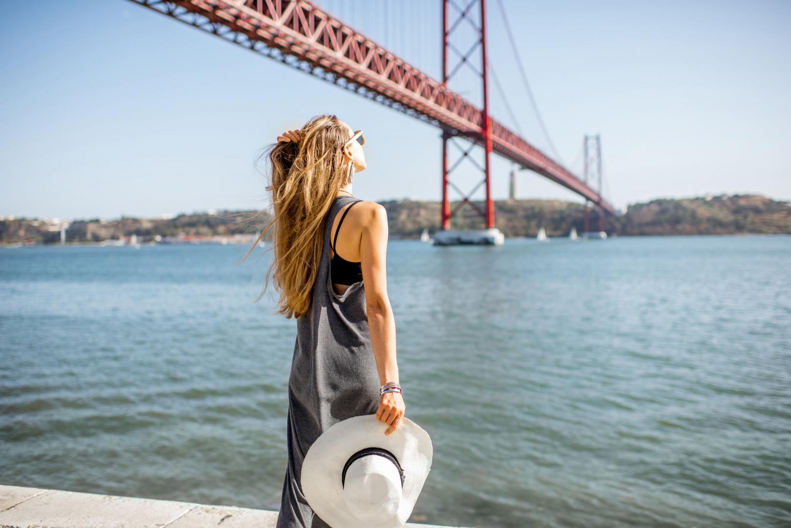 Un week-end à Lisboa !