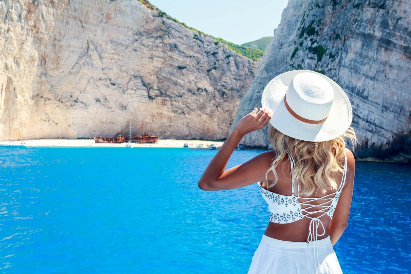 Zante, l'île grecque aux eaux cristallines