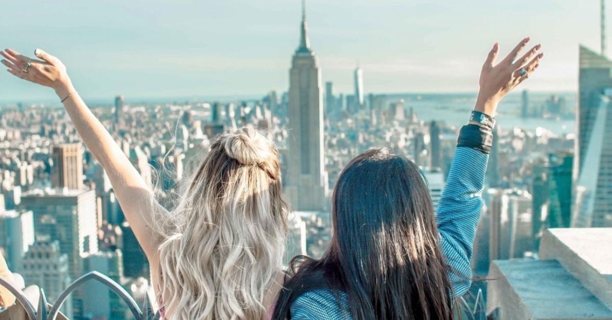On fête le nouvel an à New York !