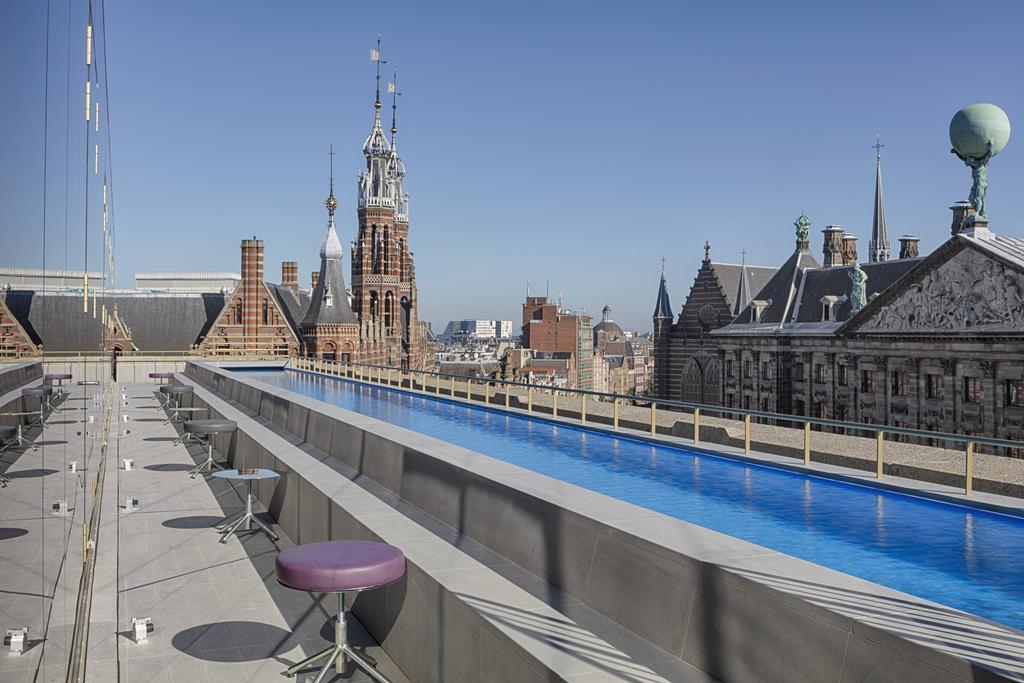 Hôtel de luxe à Amsterdam