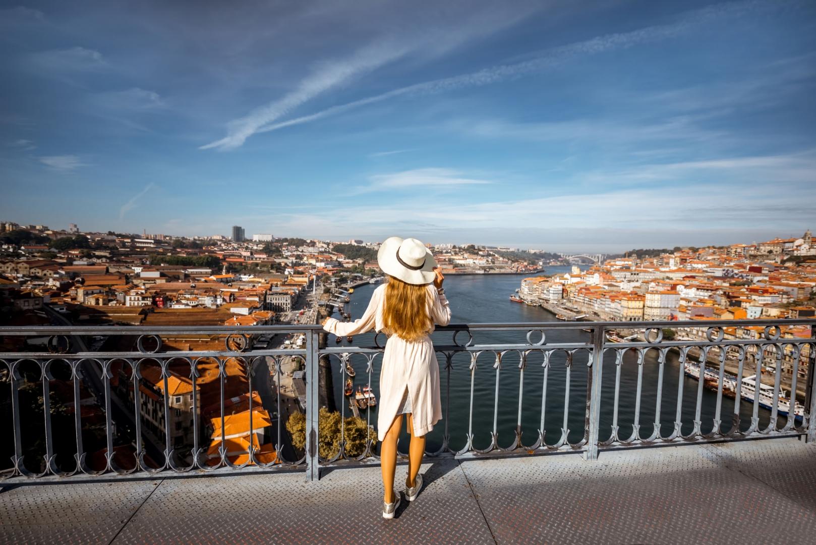 Visite de Porto !