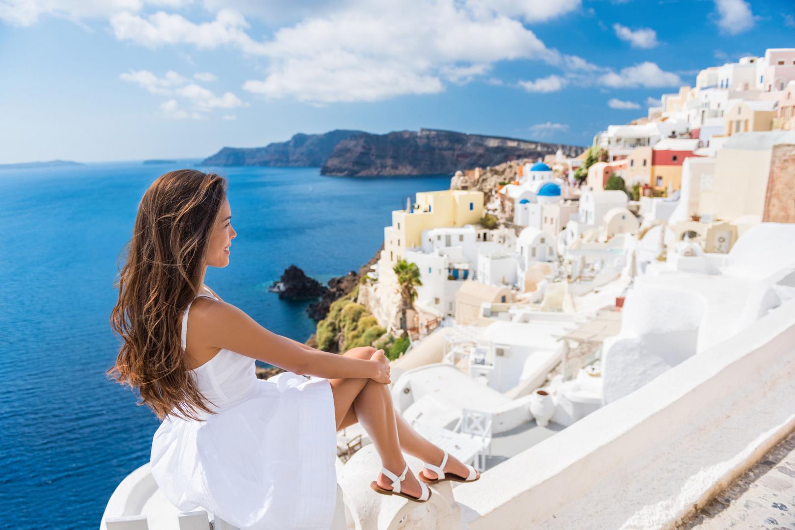 Escapade chic en Grèce