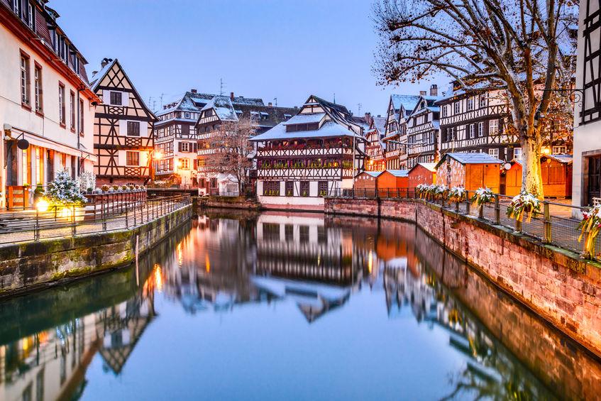 On fait son marché de Noël à Strasbourg !