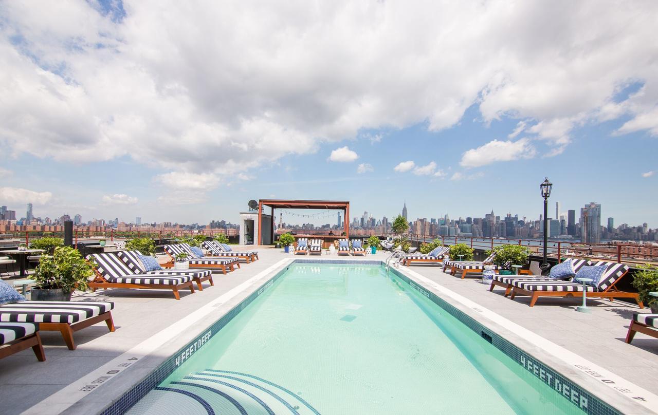 Séjour dans l'hôtel le plus Instagrammable de New York !