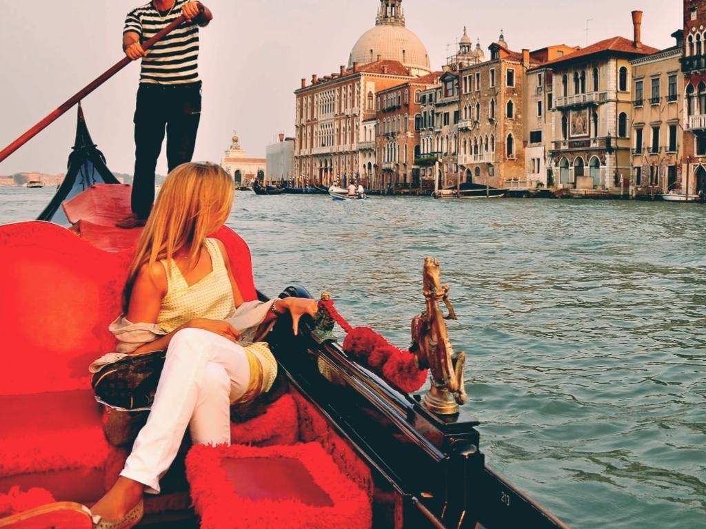 Venise avec toi !